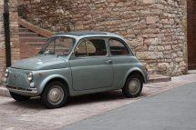 Car in Assisi