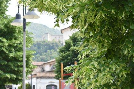 View in Spoleto
