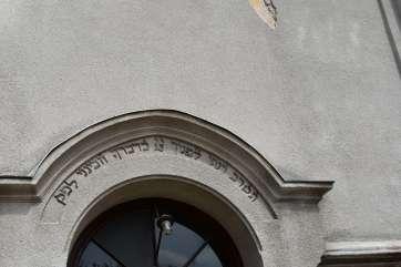 Timisoara, Romania synaogue