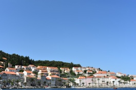 View of Korcula town
