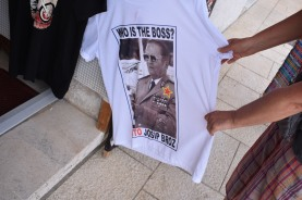 Tito shirt in Mali Lošinj