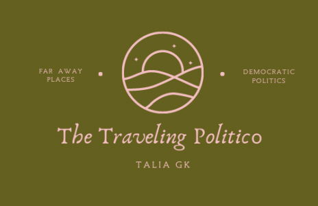 Travel with Talia